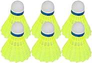 Peteca de badminton, peteca durável profissional Badminton, peteca de náilon para ferramenta esportiva acessór