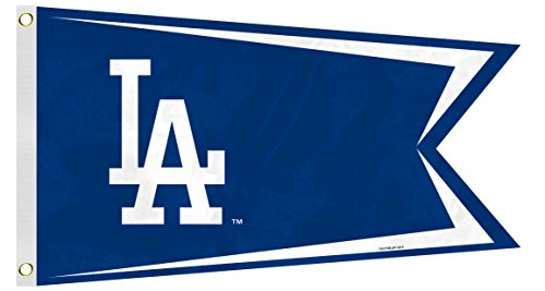 Fremont Die MLB Los Angeles Dodgers Boat Flag, Small, Blue