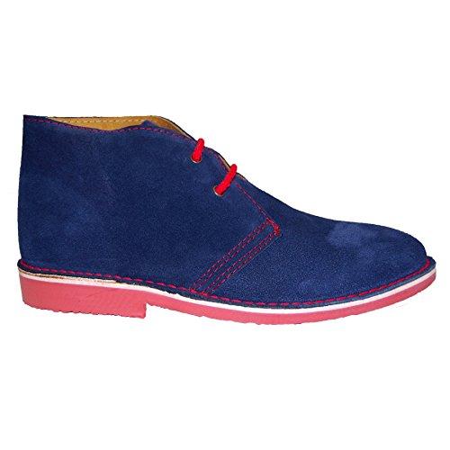 Desert Boots –Piel de Ante- Cuero - Botines para Hombre - Chico - 44