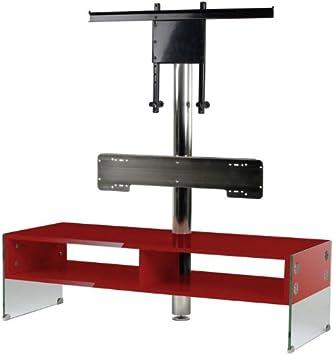 yamaha kinsei meuble tv avec support universel rotatif pour cran plat 40 60