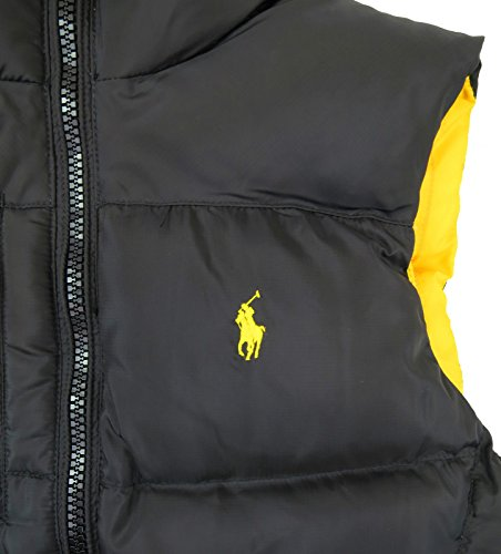 black and yellow ralph lauren