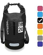 ARTEESOL Dry Bag - 5L/10L /20L /30L Wasserdichte Packsack/Trockentasche, Verstellbarer Schultergurt Inklusive, Geeignet für Kajak-, Boot-, Kanufahren/Angeln/ Rafting/Schwimmen/ Camping/Snowboarden