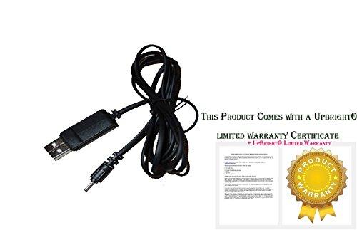 UpBright NEW USB Charging Cable PC Laptop Power Cord For Panasonic Camcorder HC-V180 HC-V180K HC-V270 HC-V380 HC-V380K HC-W570 HC-V550 HC-V550K HC-V750 HC-V750K HC-W850