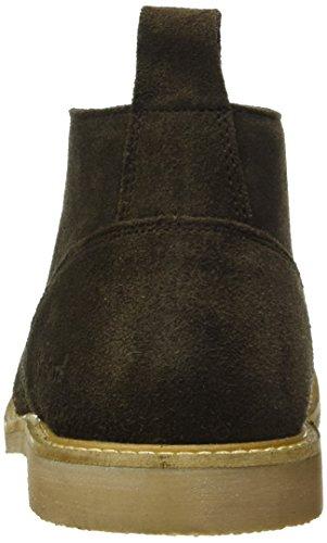 Marron Tyl Lacées Chaussures Kickers Femme a7nZ0TxaXq