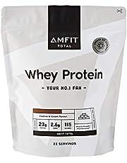 PBN Whey Proteïne/Molkeeiwitpoeder 1 kg, Cookies & Cream