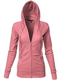 Amazon.com: Pink - Fashion Hoodies & Sweatshirts / Clothing ...