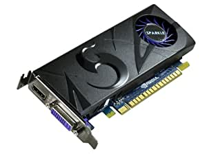 Sparkle Computer GeForce GT430 1024 MB DDR3 PCI- Express with Native HDMI Graphics Card SXT4301024S3LHS