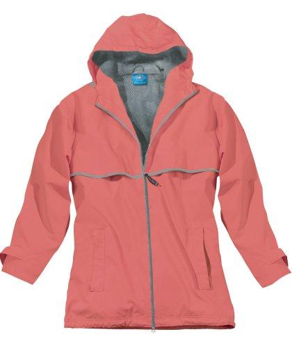 Charles River Apparel Women's New Englander Rain Jacket