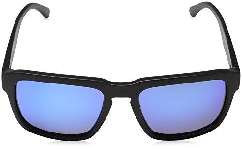 Lunettes de Soleil à la Mode de Film Océan Boîte Noire , Bleu Noir