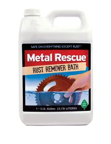 Workshop Hero WH290487 Metal Rescue Rust Remover