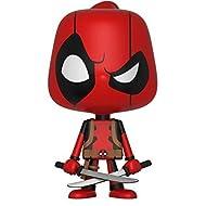 Funko Vynl: Marvel Comics-Deadpool & Cable Collectible Figure, Multicolor