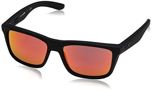 Black Redmirror Fuzzy AN4217 Negro Sonnenbrille Arnette SYNDROME RUqvv1
