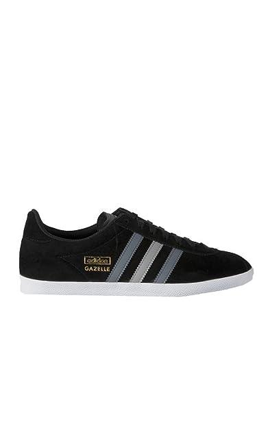check out fc9bd c48de Adidas Originals Gazelle OG, Baskets mode homme, Womens, black