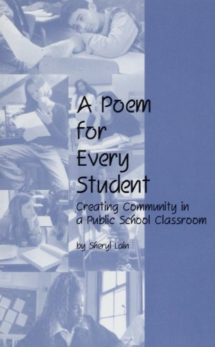 A Poem for Every Student: Creating Community in a Public School Classroom
