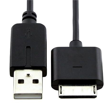 USB 2-en-1 Hotsync Cable de carga para Sony PSP Go: Amazon.es ...