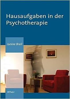 Book Hausaufgaben in der Psychotherapie