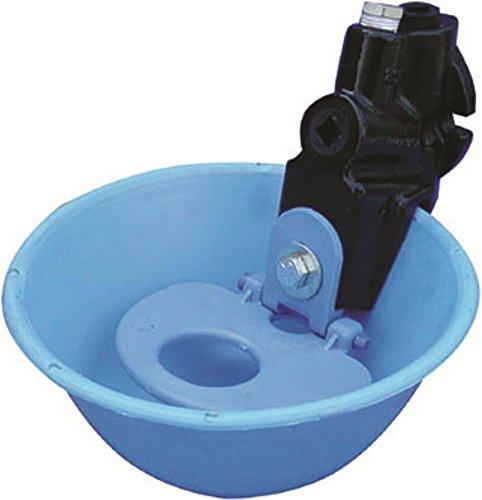 - SMB 25P Blue Nylon Nose Pan Water Bowl for Cattle, 14 L/min