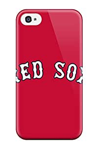 New Premium DanRobertse Boston Red Sox Skin Case Cover Excellent Fitted For Iphone 4/4s