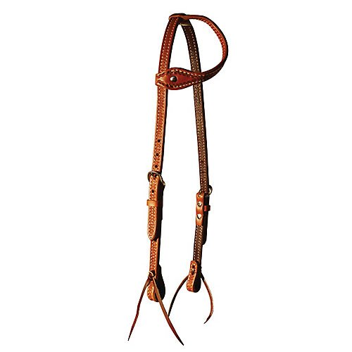 Reinsman Marlene McRae AZ Flower One Ear Headstall