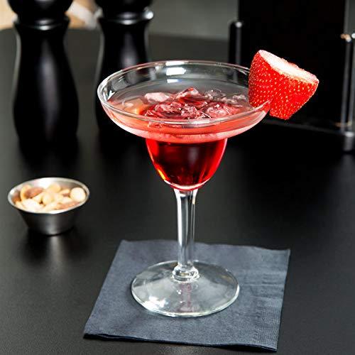 Libbey 8428 Citation Gourmet 7 oz. Margarita Glass - 12/Case ()