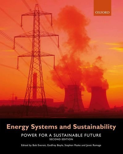 energy systems and sustainability - 4