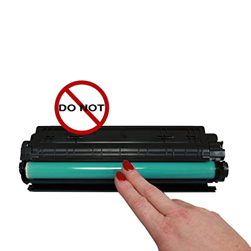 50%OFF 85A Toner 4 Pack Replacement Compatible for CE285A Laser Toner Cartridge (Black), by Sirensky Brand