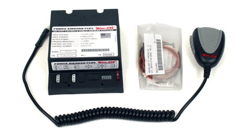 Whelen Airhorn Plus with Public Address Function