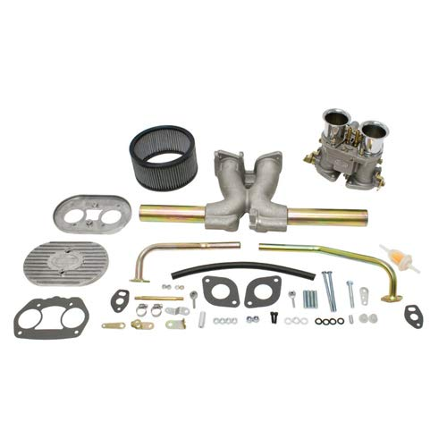 SINGLE 40MM D-SERIES CARB KIT, For Type 1, Dunebuggy & VW