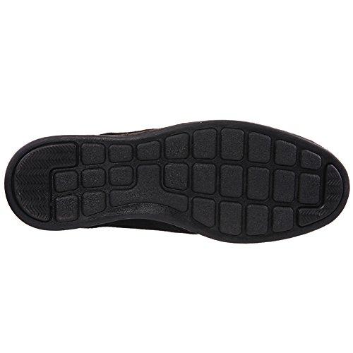Unze Myrn Herren Schuhe Formale Chukka Stil Schnürstiefel - M18401 Braun