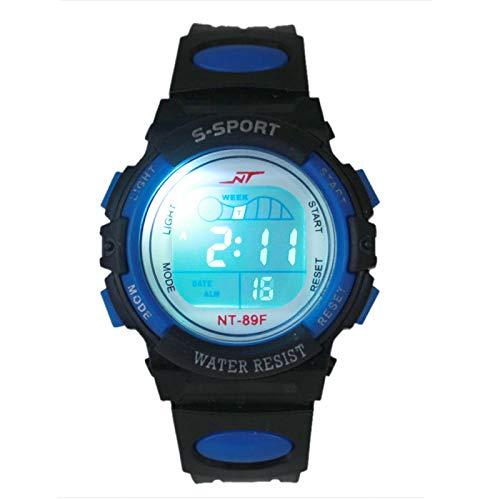 Reloj Electrónico Deportivo para Niños Childrens Deportes al Aire ...