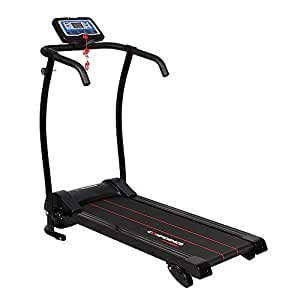 Confidence Fitness Confidence Power Trac Treadmill Black Confidence Power Trac Treadmill
