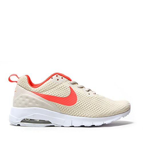 Nike WMNS NIKE AIR MAX MOTION LW - Zapatillas deportivas, Mujer, Amarillo - (Lt Orewood Brn/Hot Punch-White)