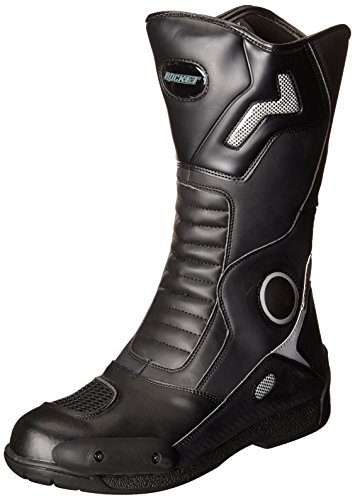 Joe Rocket 1377-0013 Ballistic Touring Men's Boots (Black, Size 13)