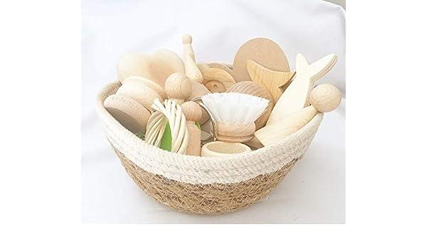 Cesto de los Tesoros Montessori: Amazon.es: Handmade