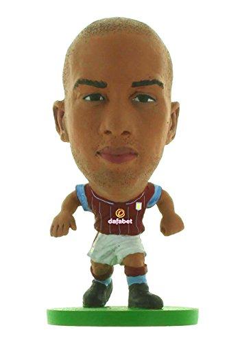 Soccer Starz - Aston Villa Fabian Delph Home Kit (2015 Version) / Figures