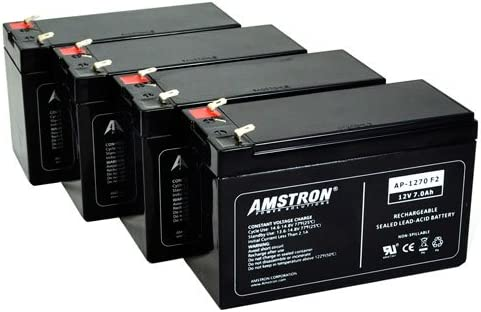 Amstron Replacement UPS Battery for APC S10BLK