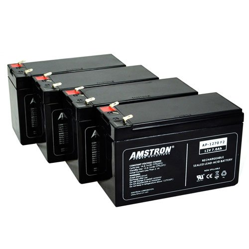 Amstron Replacement UPS Battery for APC S20BLK