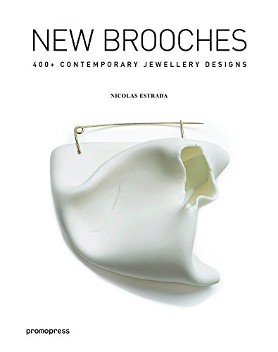 New Brooches: 400+ contemporary jewelry designs