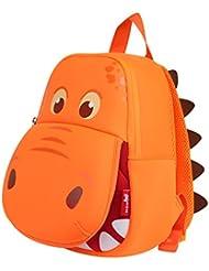 OFUN Dinosaur Backpack for Toddler Boys,Toddler Bookbag Girl Dinosaur Toys Bags