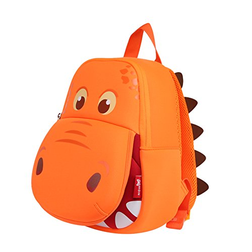 OFUN Dinosaur Backpack for Toddler Boys, Toddler Bookbag Girl Dinosaur Toys Bags -