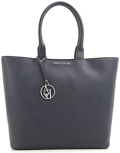 CC856 size 922535 Black Bag Top Armani Jeans One Women's Handle CgxtwtzAqS