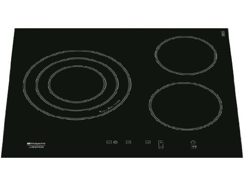 Hotpoint-Ariston kra631tc placas de vitrocerámica: Amazon.es ...