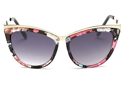 Heartisan Fashion Cat's Eye Lens Full-rim Frame Anti-UV Sunglasses for - Sale Lighthouse For Lens