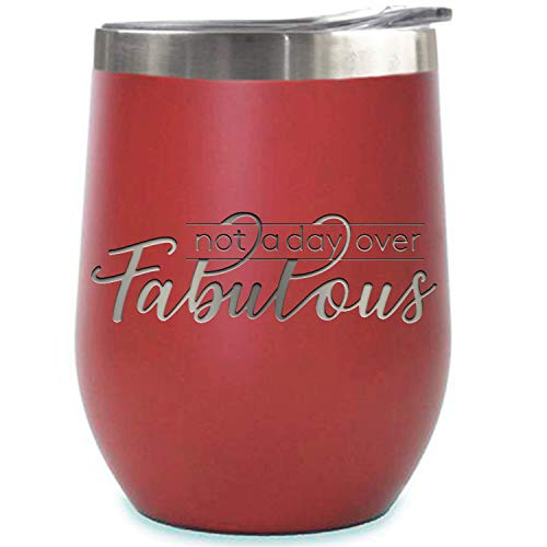 Fabulous Birthday Insulated Stainless Decorations