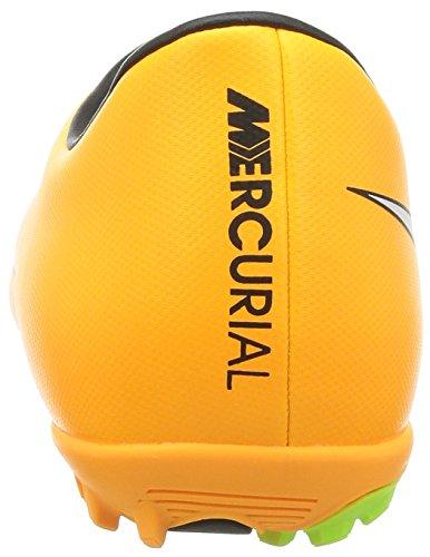 Tacchetta Da Calcio Nike Mens Mercurial Vittoria V Turf Giallo / Nero / Bianco / Verde