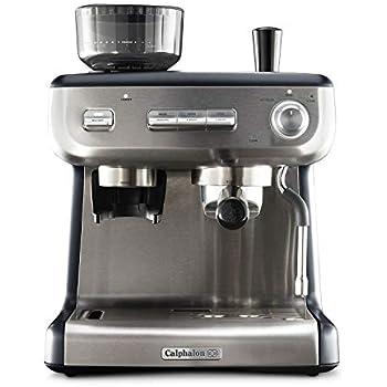 Amazon.com: Breville BES880BSS Barista Touch Espresso Maker ...