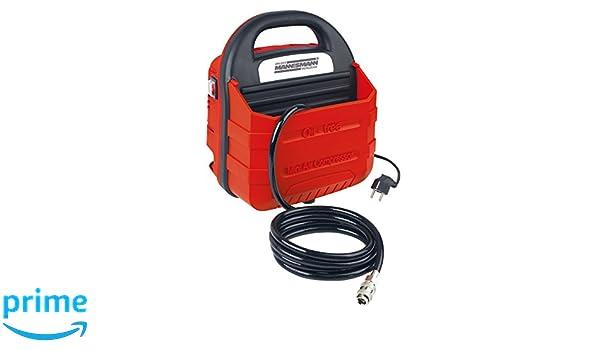 Mannesmann - M01795 - Compresor de aire compacto: Amazon.es: Bricolaje y herramientas