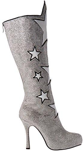 420 Women's Ellie Hero Shoes Engineer Silver Boot wEBpAq6