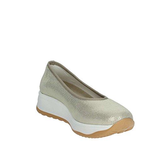 Rucoline Smidig Kvinner Ballet Ved Gull Pumpe 136 TTpnx5qB4