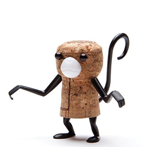 Cork Animals: Corkers Wine Cork Animals